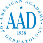 delray-dermatology-and-cosmetic-center-american-association-dermatology-logo-blue